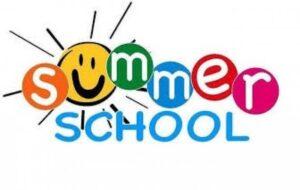 SUMMER SCHOOL PER MINORI – ANNO 2020