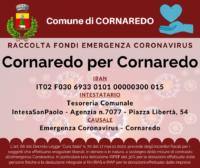 Raccolta fondi a favore dell'emergenza COVID-19