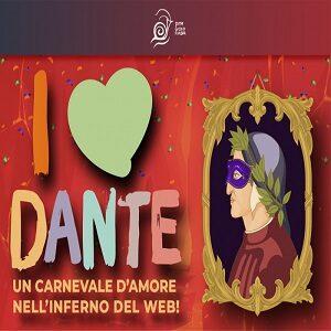 I LOVE DANTE – quest'anno il Carnevale dei bambini è on-line