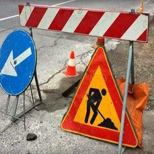 Lavori di asfaltatura Strada Provinciale 172