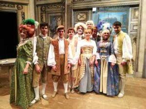 LA LOCANDIERA – spettacolo teatrale in streaming