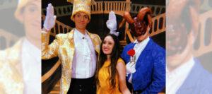 La Bella e la Bestia – spettacolo teatrale on-line, per bambini