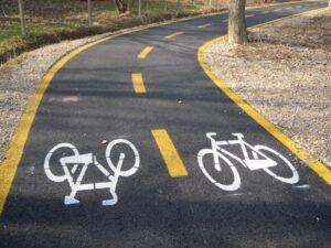 Realizzazione nuovo percorso per la mobilità ciclistica in Via Milano / Ex S.S. 11