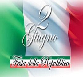 2 GIUGNO 2021 – 75° anniversario della Festa della Repubblica.