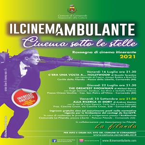 IL CINEMAMBULANTE – RASSEGNA CINEMATOGRAFICA ESTIVA